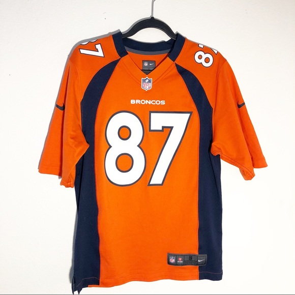 Denver Broncos Nike #87 Eric Decker Jersey